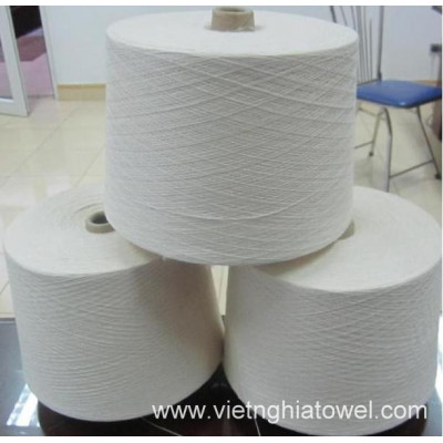 Sợi 100%cotton OE
